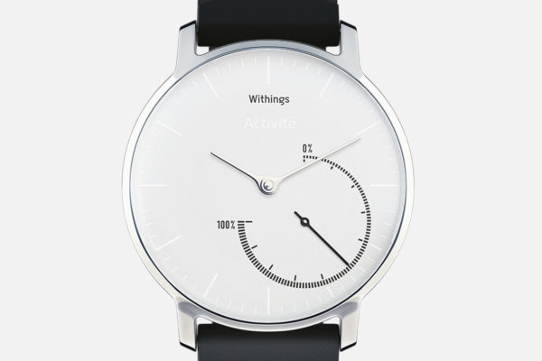 Withings Activité Steel white
